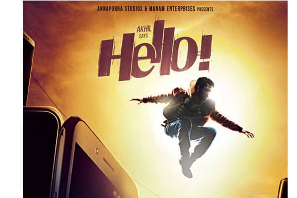 Teaser from Akhil's Hello coming soon