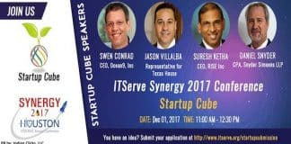 """ITServe Alliance Synergy2017 Startup-Cube"""