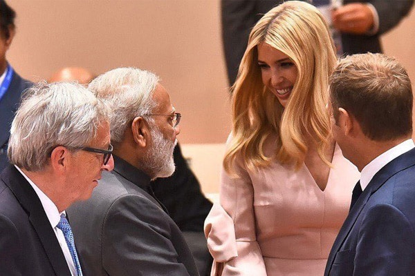 Ivanka to speak at three sessions of GES