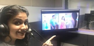 Keerthy Suresh Dubbing for the first time in Telugu PSPK25