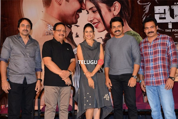 Khakee Movie Press Meet Photos