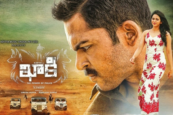 ' Khakee ' Review : Engaging Crime Thriller