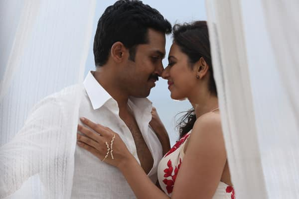 Khakee 1st week AP & TS Collections