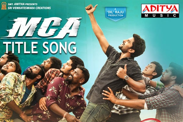 MCA title song : The next anthem for Middle Class Youth