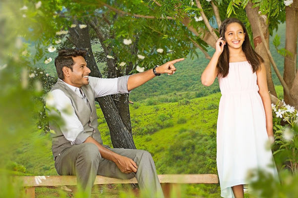Superstar's niece makes her debut in Tollywood