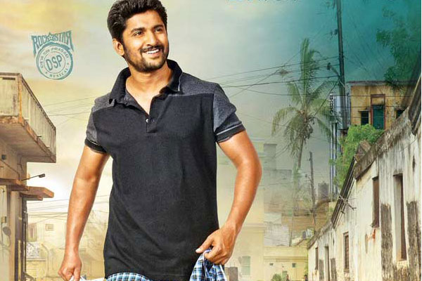 Date Fixed For Nani's MCA Audio