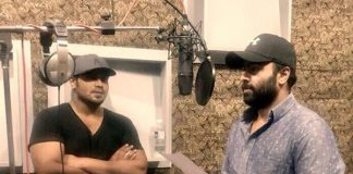 Young actor's voice over for Okkadu Migiladu