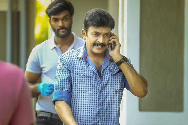PSV Garudavega 4 days box office collections