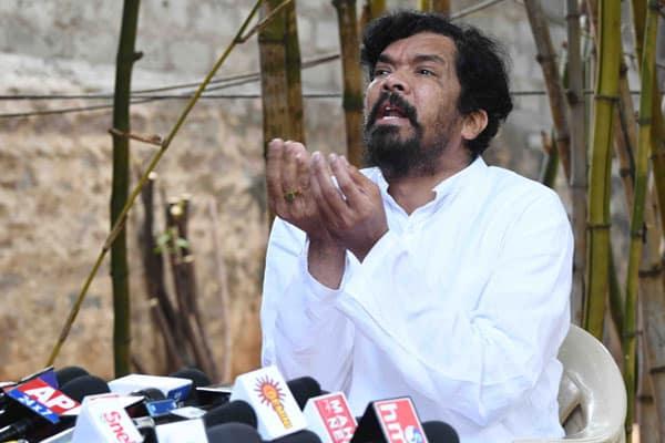 Posani Threatens To Return His Nandi Award