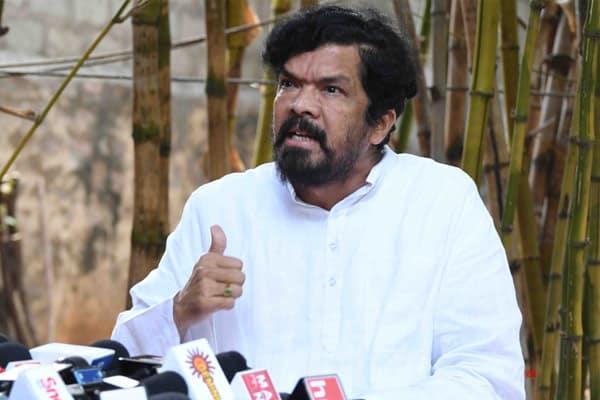 Producer Satya Reddy fires on Posani Krishna Murali
