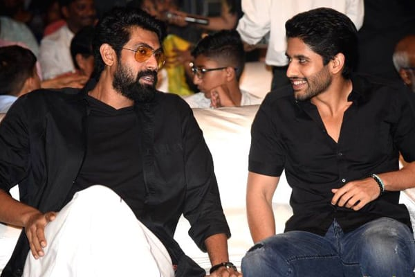 Rana and Chay to share screen with star hero ?