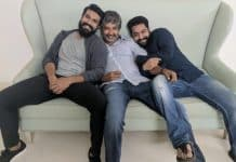 SS Rajamouli to direct NTR- Ram Charan multi - starrer