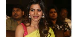 Samantha turns Financier for young hero's Film