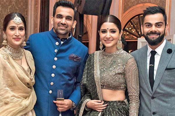Virat Kohli and Anushka Sharma set the dance floor on fire