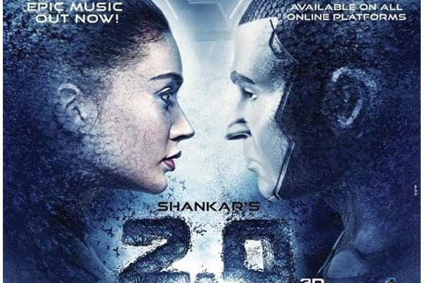Rajinikanth's 2.0 Team Legal Action On American VFX company