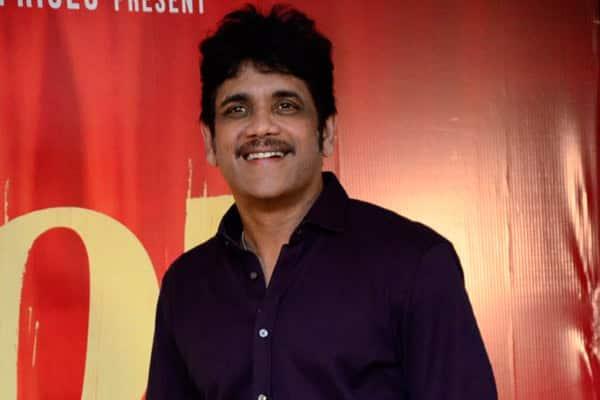 Akkineni Nagarjuna Press Meet On Akhil's Hello Movie