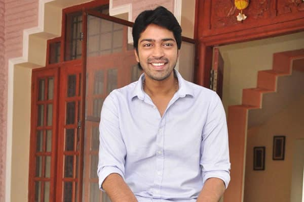 Allari Naresh signs his Next