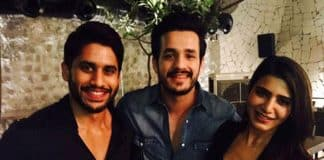 Chaitu and Samantha's special wishes for Akhil