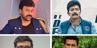 Tollywood comeback of actors Chiranjeevi Rajasekhar directors Teja and Sekhar