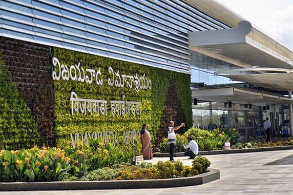 3 Capitals blow to Gannavaram airport expansion works