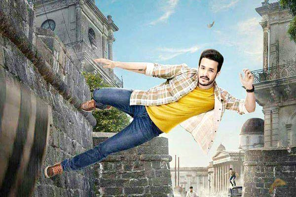 Akhil's special treat for fans in Vizag