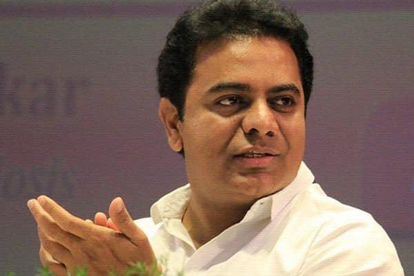 KTR to attract industries fleeing China: What about Jagan?