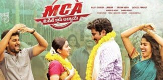 MCA 1st week worldwide Collections