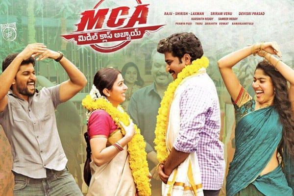 MCA 1st week worldwide Collections – Excellent
