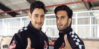 It's 'We' Time For Mahesh Babu And Ranveer Singh
