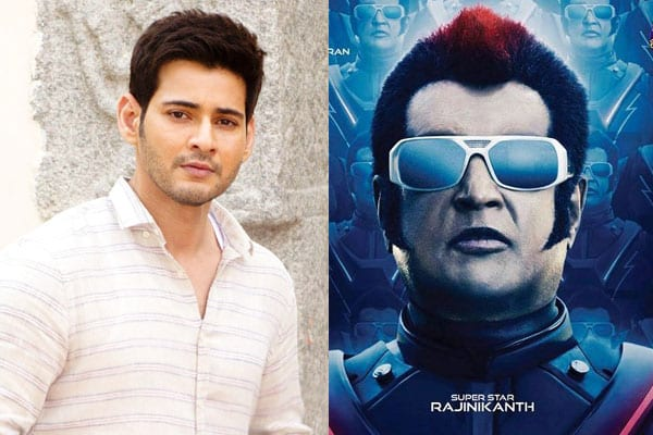 Mahesh all set to take on 2.0