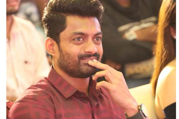 Nandamuri Kalyanram injured on the sets of his Next
