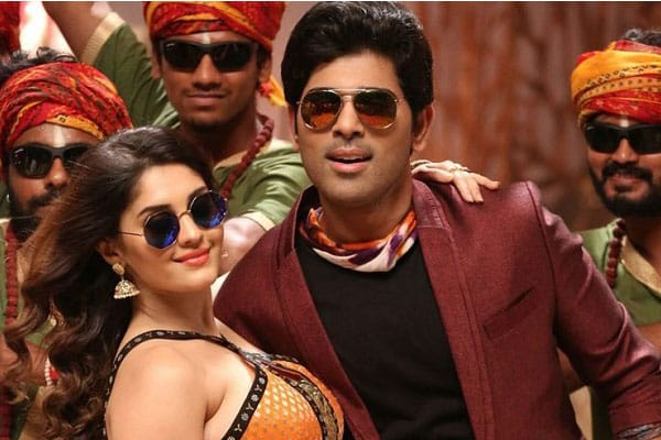 Okka Kashanam - Lowest ever for Allu Sirish