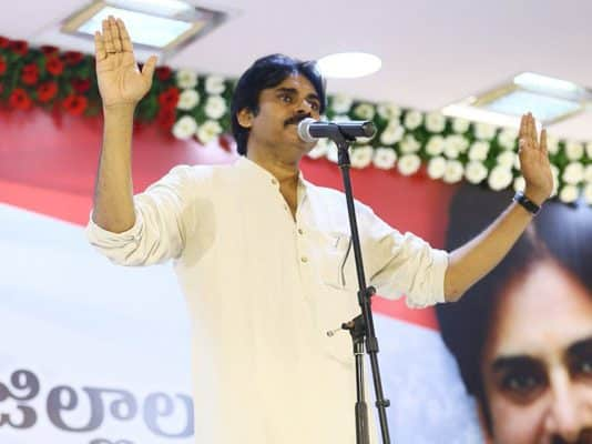 Why Pawan Kalyan looking backward instead of forward?