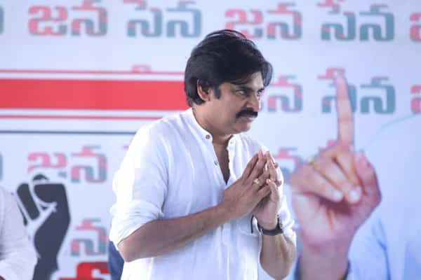 Pawan took news channels TRPs by storm.