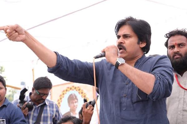 Pawan Kalyan Warns TDP, YSRCP and BJP