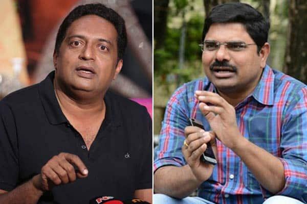 Prakash Raj vs Producer on BJP 's Gujarat victory