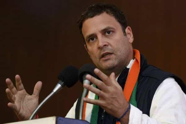 We accept people's verdict: Rahul Gandhi