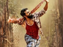 Rangasthalam 1985 First Look: Charan's Treat for Masses