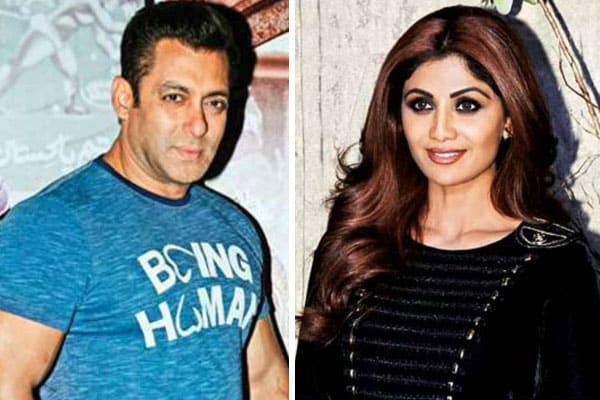 Police complaint on Salman Khan and Shilpa Shetty.
