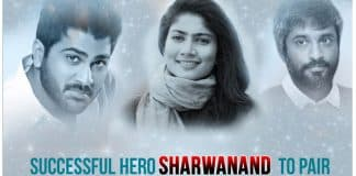 Sharwanand and Sai Pallavi Together Next?