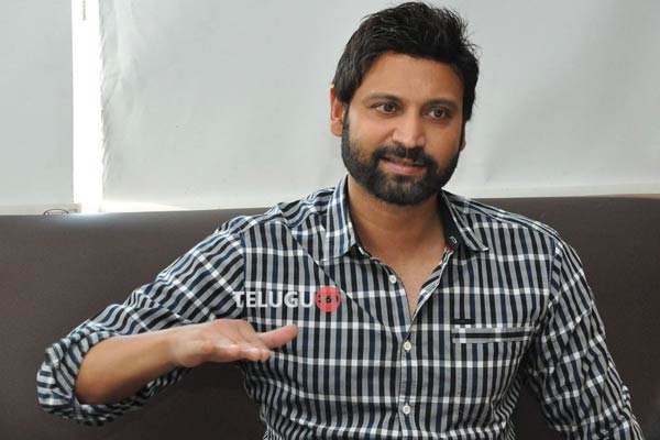 Sumanth signs back to back Projects