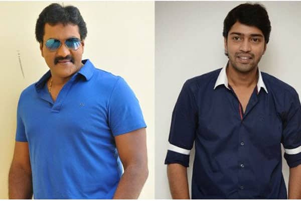 Sunil Teaming Up With Allari Naresh