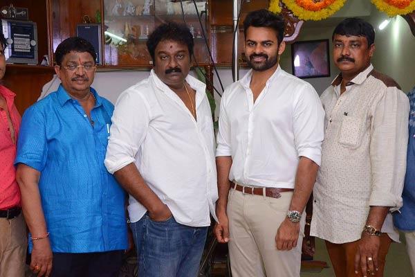 VV Vinayak and Sai Dharam Tej movie