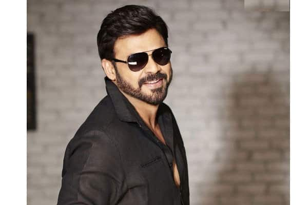 Venky gets a Bollywood heroine