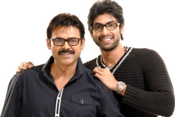 Venky and Rana's web series on cards