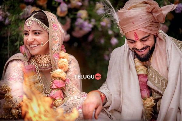 Virat, Anushka wed in Italy, begin new innings