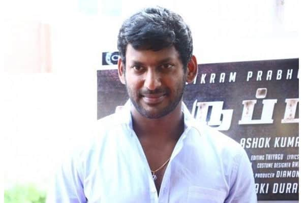 Vishal nomination finally REJECTED: