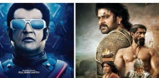 2Point0 beats Baahubali 2 in Kerala