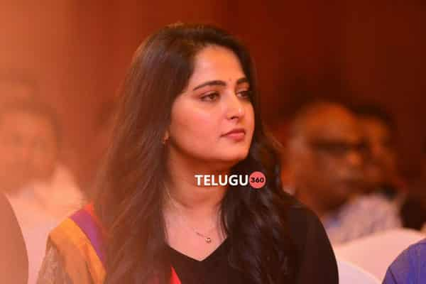 Anushka's challenges for Bhaagamathie