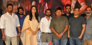 Bhaagamathie Success Meet photos